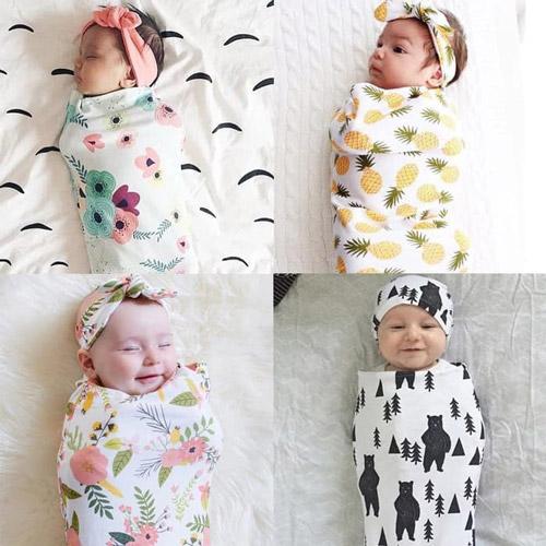 Quấn chũn cho trẻ sơ sinh là gì?