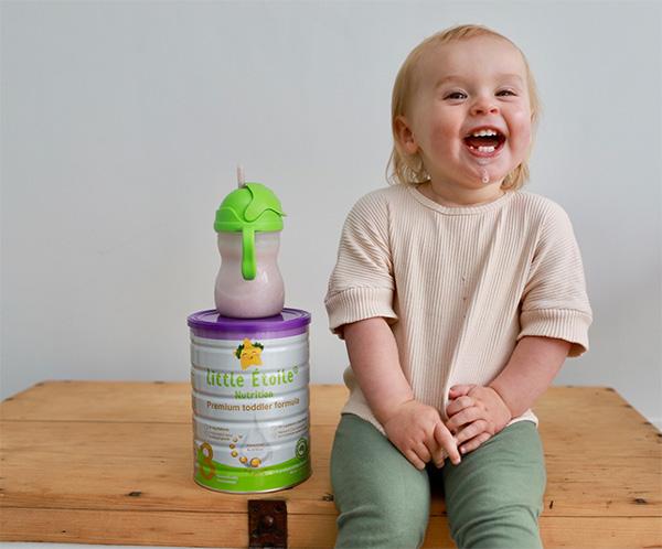 Sữa Little Étoile kích thích sự thèm ăn giúp trẻ dễ hấp thu năng lượng tốt nhât